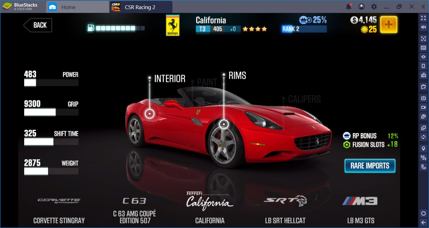 Best Cars In Every Tier: Drive Like A Pro In CSR Racing 2