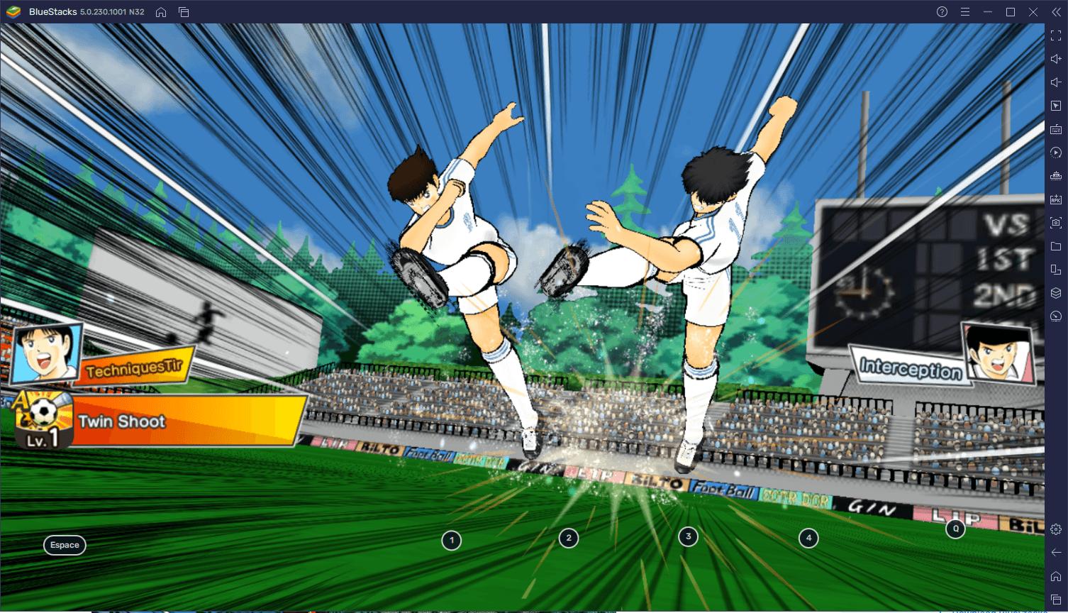 Conseils et Astuces pour Captain Tsubasa: Dream Team sur PC