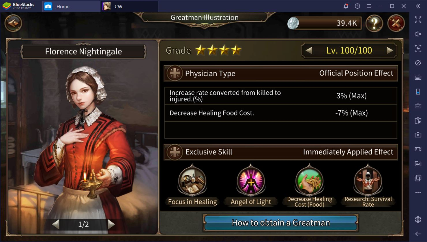 Civilization War on PC: How to Unlock, Upgrade, and Use Greatmen