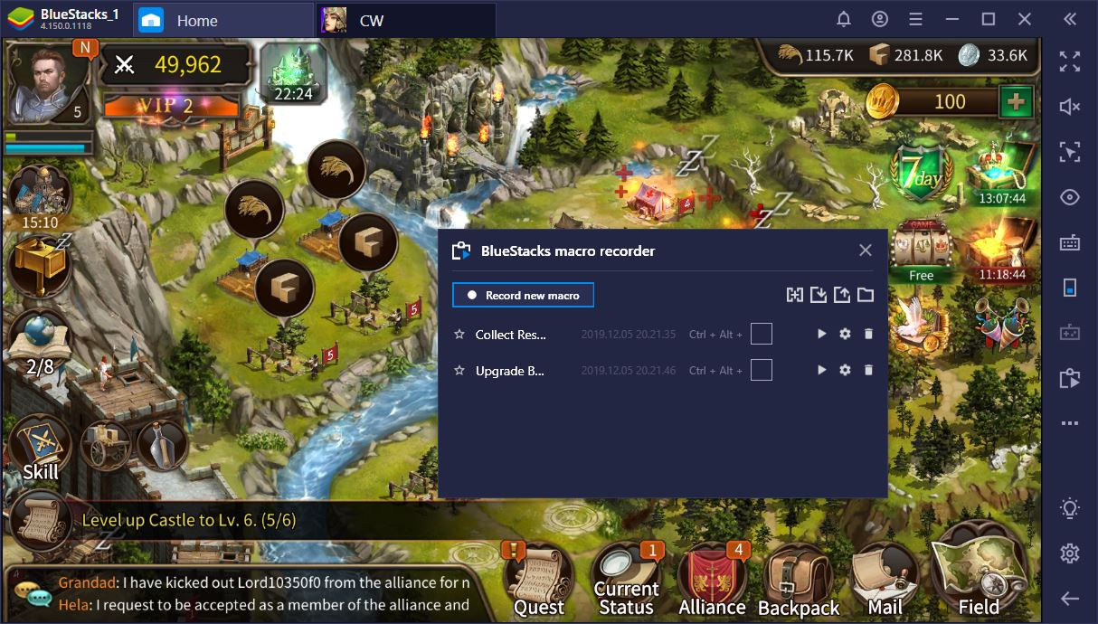 Play Civilization War on PC with BlueStacks