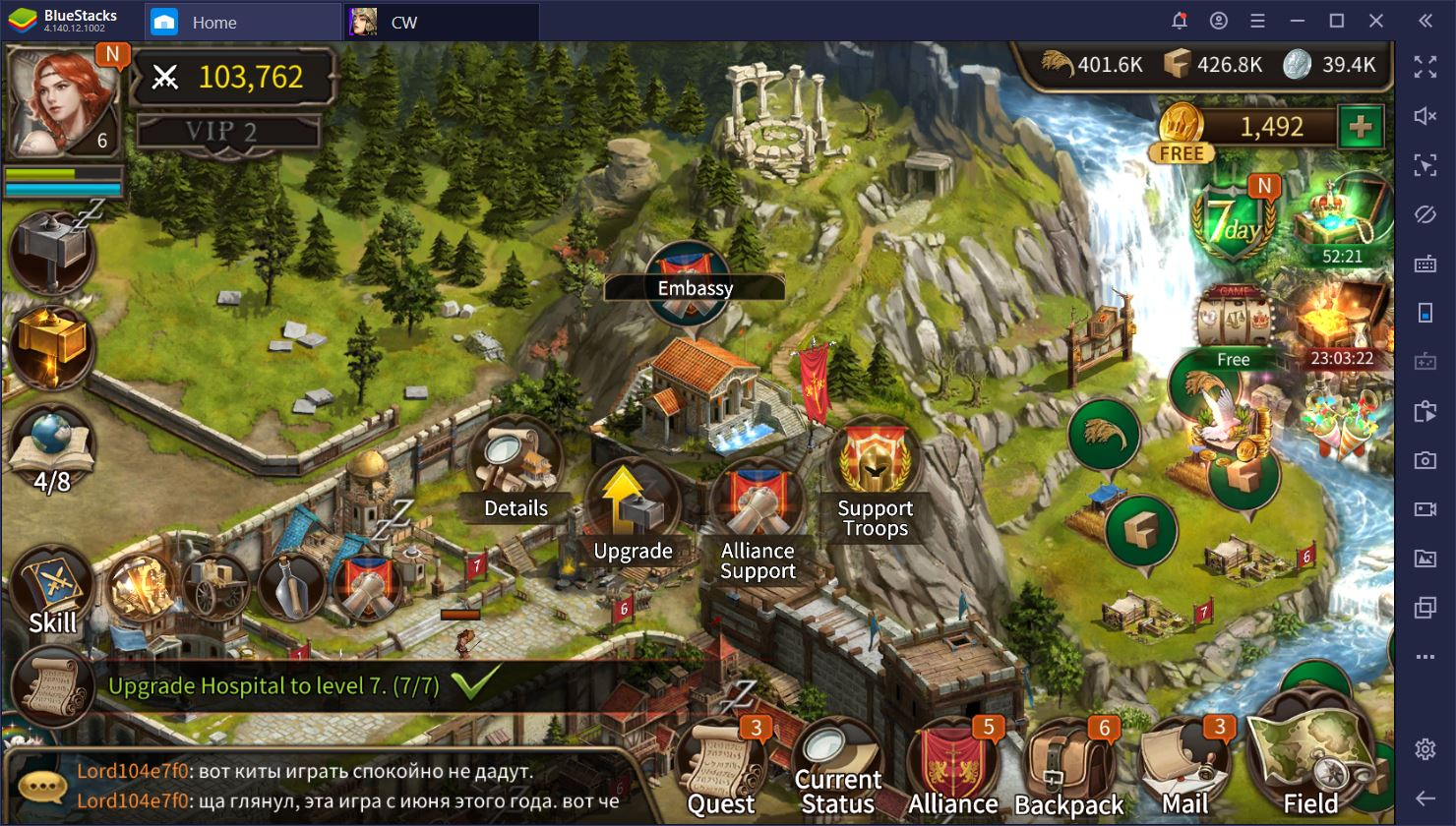 Civilization War on PC: The Complete Guide to Buildings