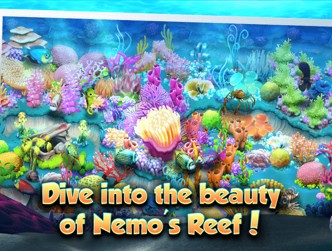 เล่น Nemo's Reef on PC 10