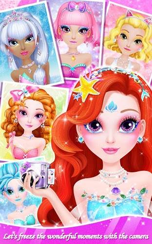 Chơi Makeup Salon: Princess Party on pc 16