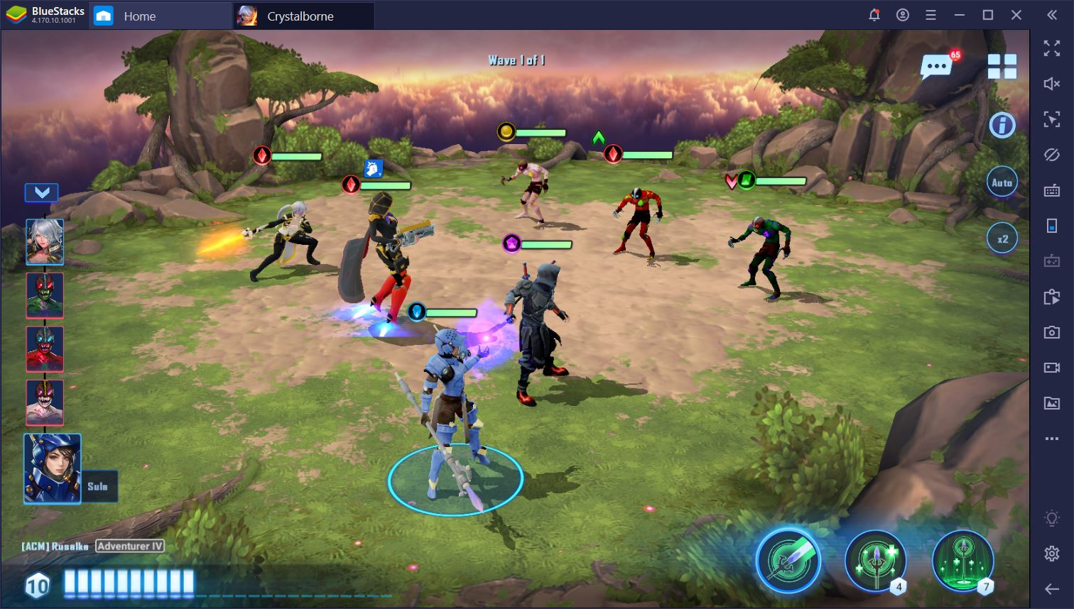 Crystalborne: Heroes of Fate on PC – The Complete Guide to Combat
