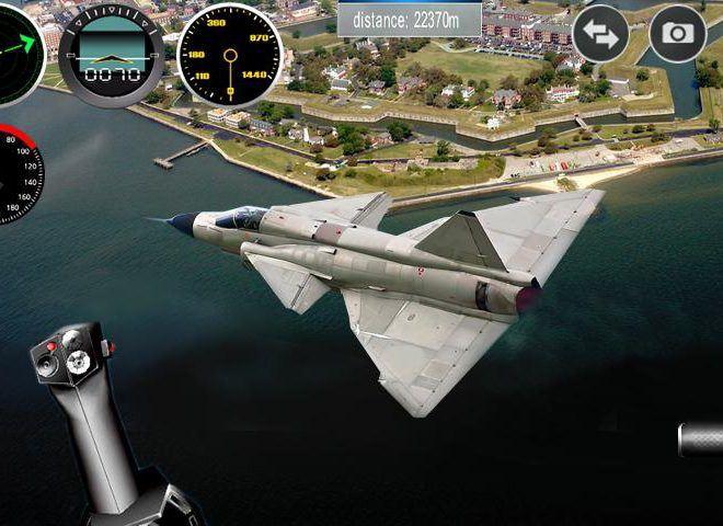 Chơi Máy Mô Phỏng Phi Cơ – Plane 3D on PC 9