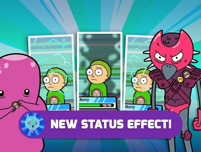 Play Pocket Mortys on PC 12