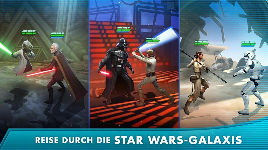 Spiele Star Wars™: Galaxy of Heroes für PC 4