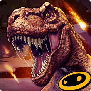 Играй DINO HUNTER: DEADLY SHORES На ПК