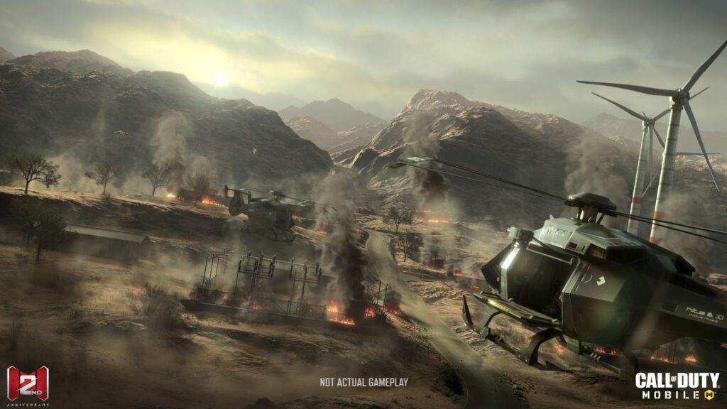 Call of Duty: Mobile führt die Blackout-Karte in Battle Royale ein