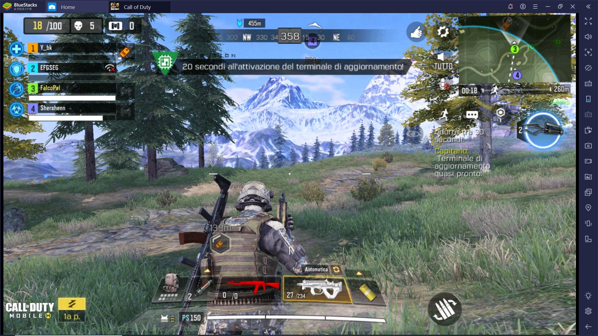 Tutte le novità della Patch 2.0 di Call of Duty: Mobile su PC
