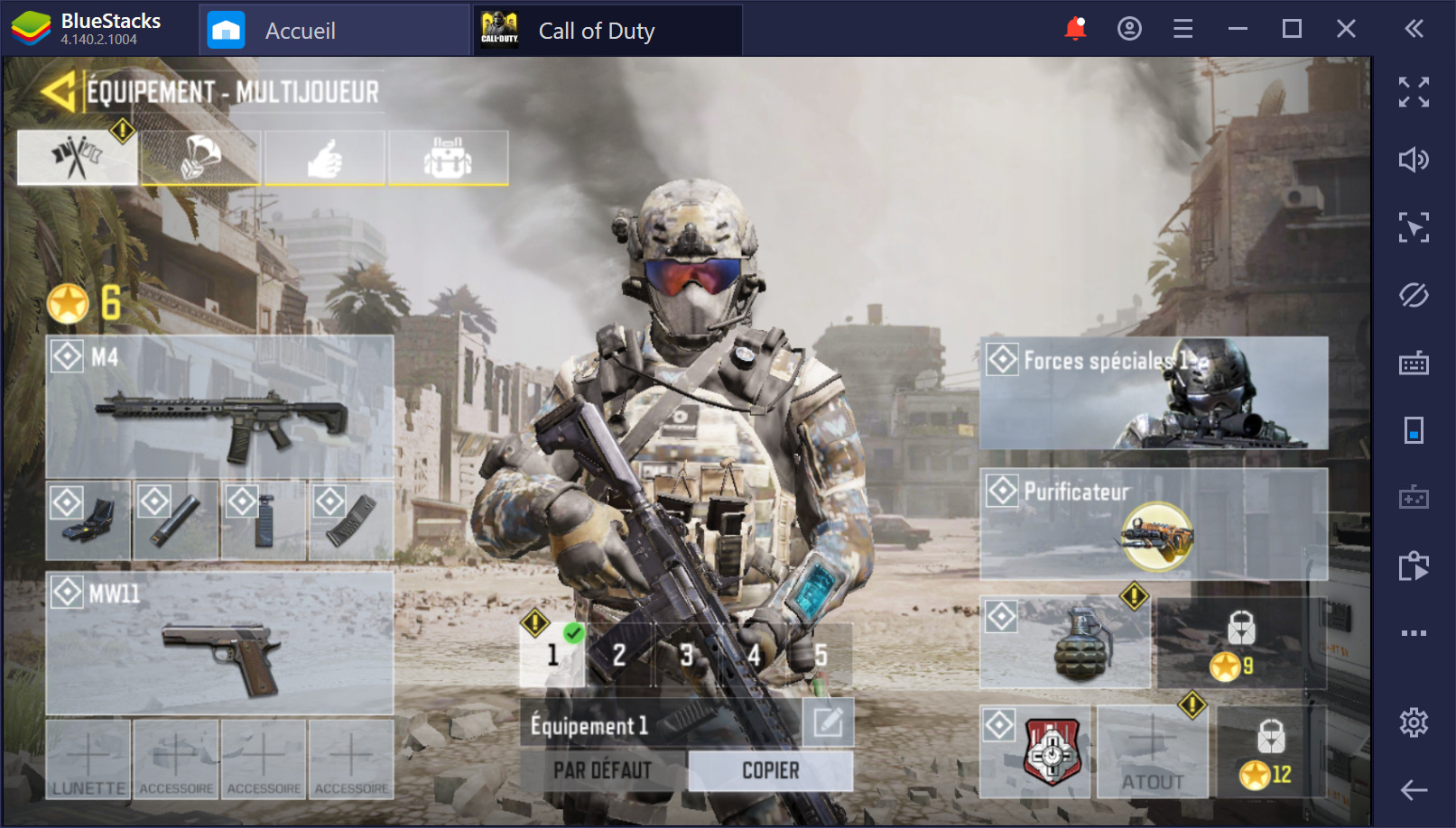 Call of Duty (CoD) Mobile sur PC débarque sur BlueStacks