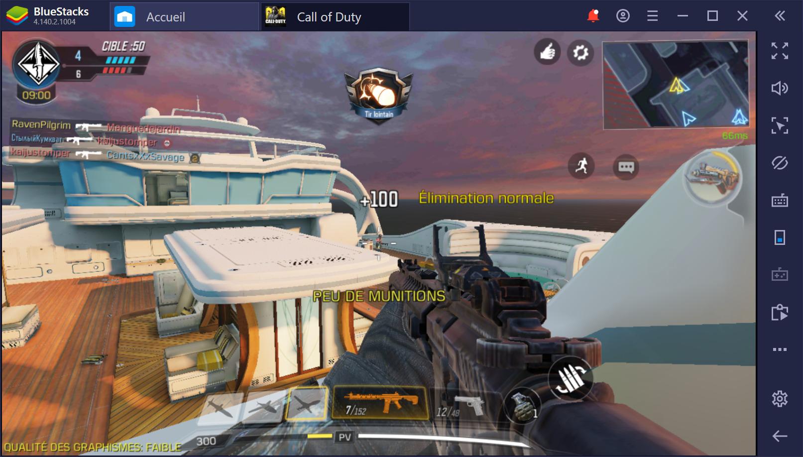 Call of Duty Mobile sur PC – Trucs et astuces pour jouer comme un pro