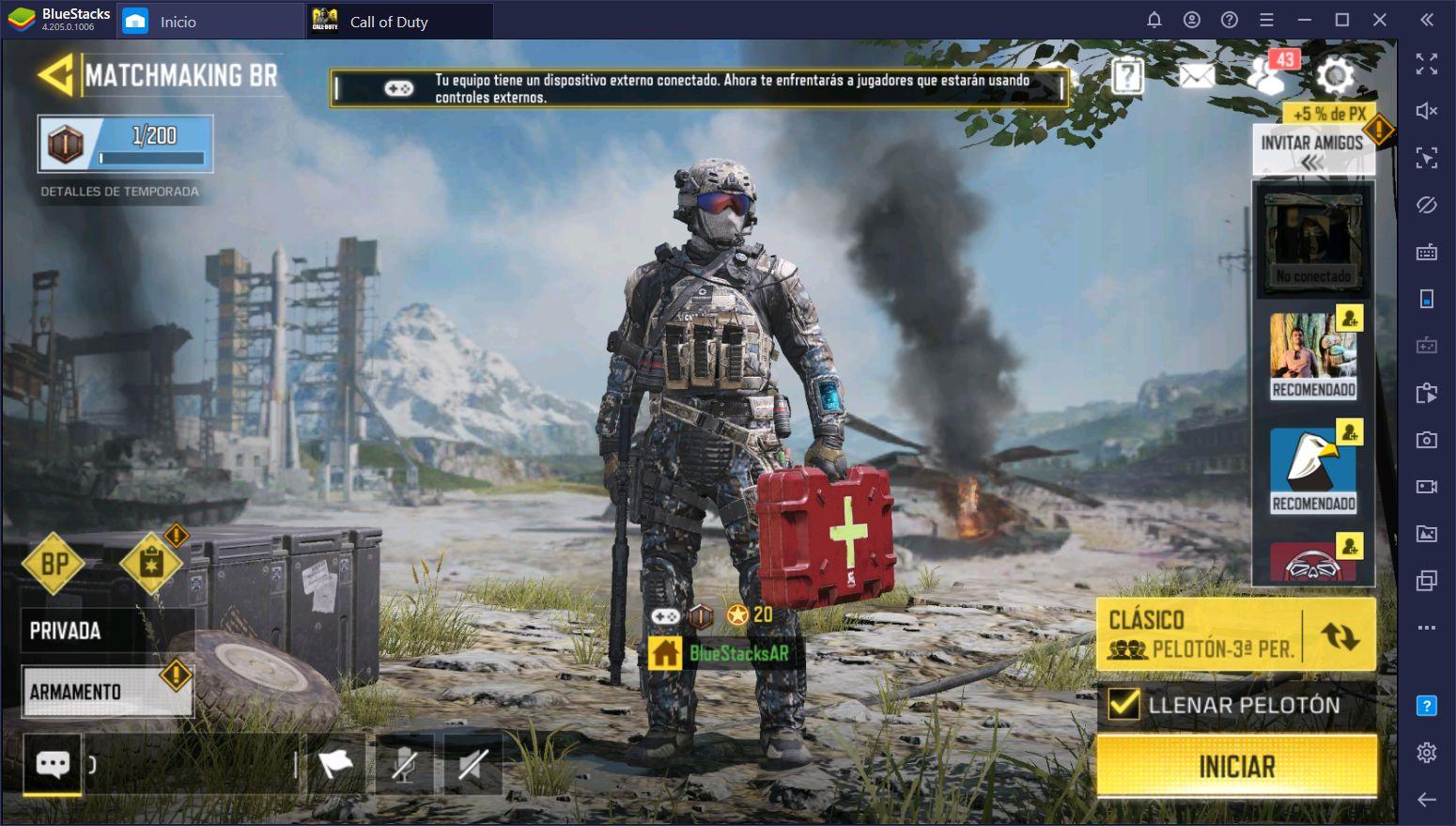 Call of Duty: Mobile Season 6 - El Gulag, Duelo 1c1, y la Nueva Clase Para BR