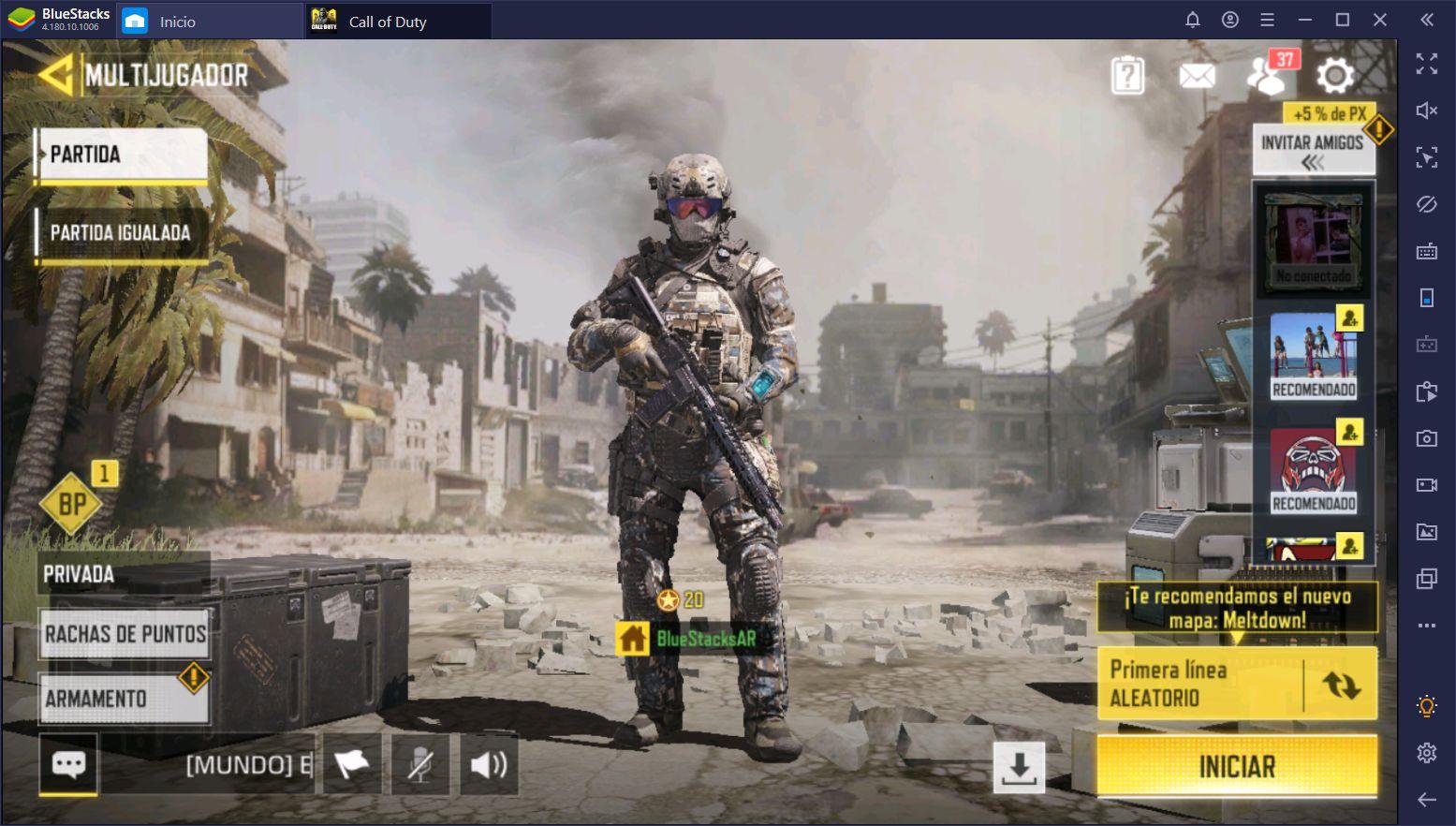 Call of Duty: Mobile - Todo lo Nuevo con el Parche de Marzo 2020