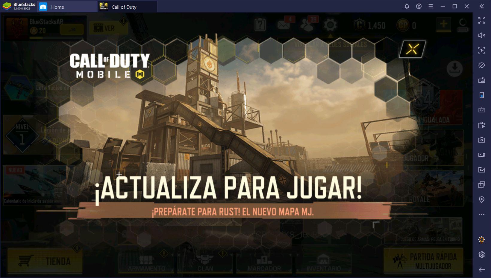 Call of Duty: Mobile - Los Nuevos Mapas y Modos de Juegos del Futuro Parche