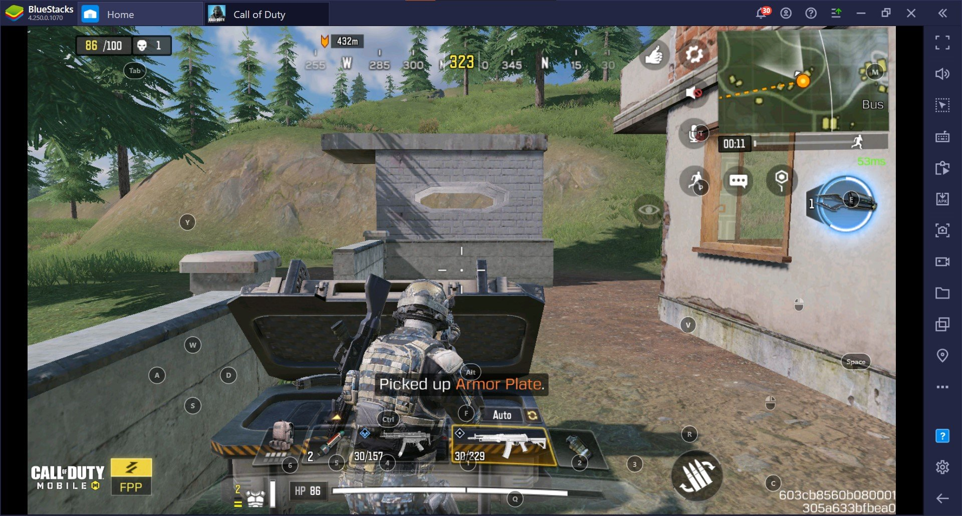 Throw A Fire Party — BlueStacks Guide to Throwables in Call of Duty: Mobile