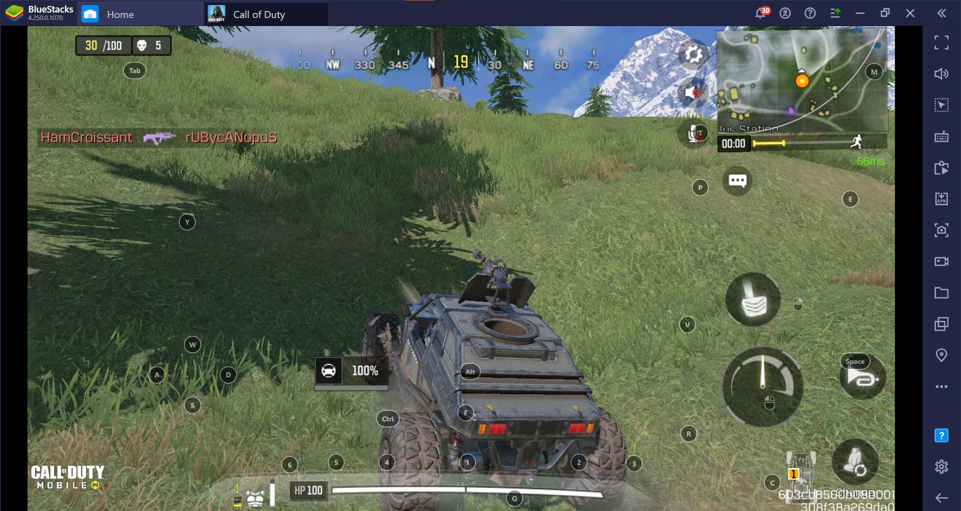 BlueStacks Guide to Vehicles in Call of Duty: Mobile
