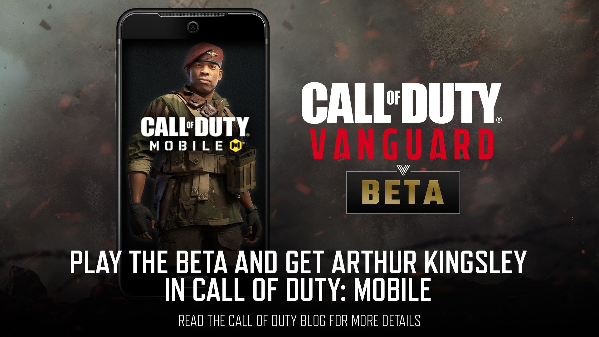 Operator Kingsley Can Now be Obtained in Call of Duty: Mobile by Participating in the Beta of Vanguard