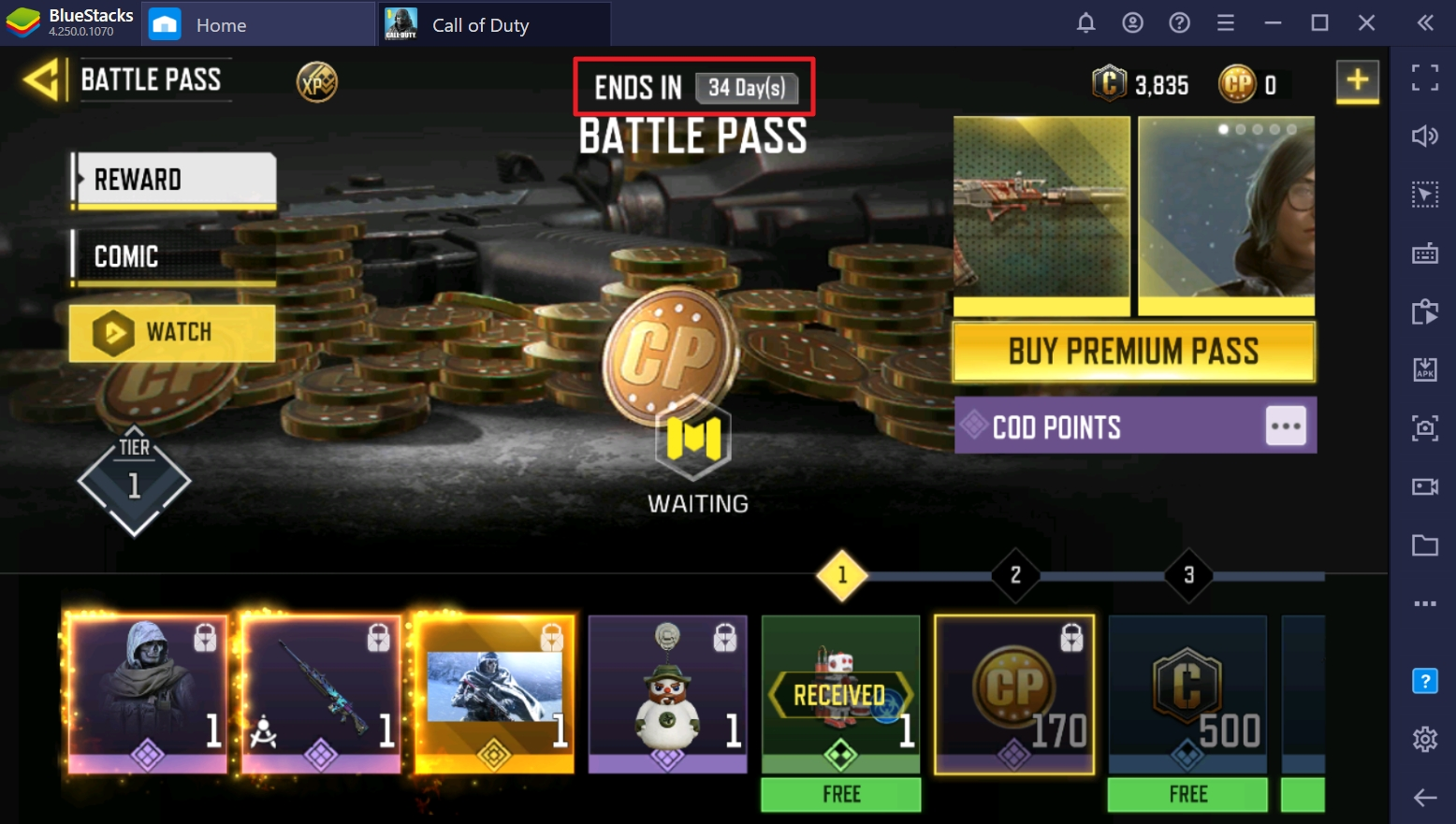 Leaks Suggest that a New 'Rebirth' Map Might Be Coming in Call of Duty: Mobile in Season 14