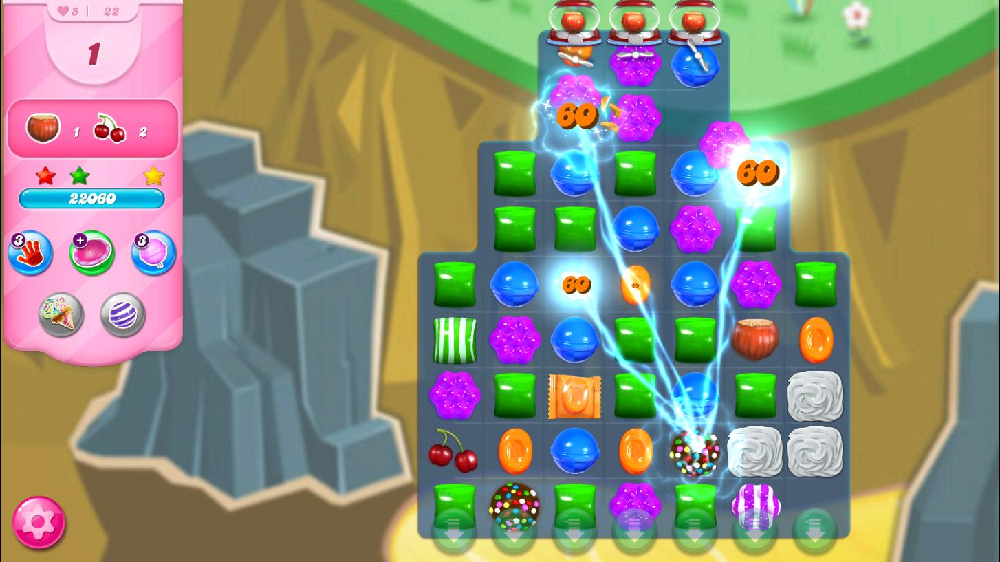 Candy Crush – All the Boosters and Special Candies