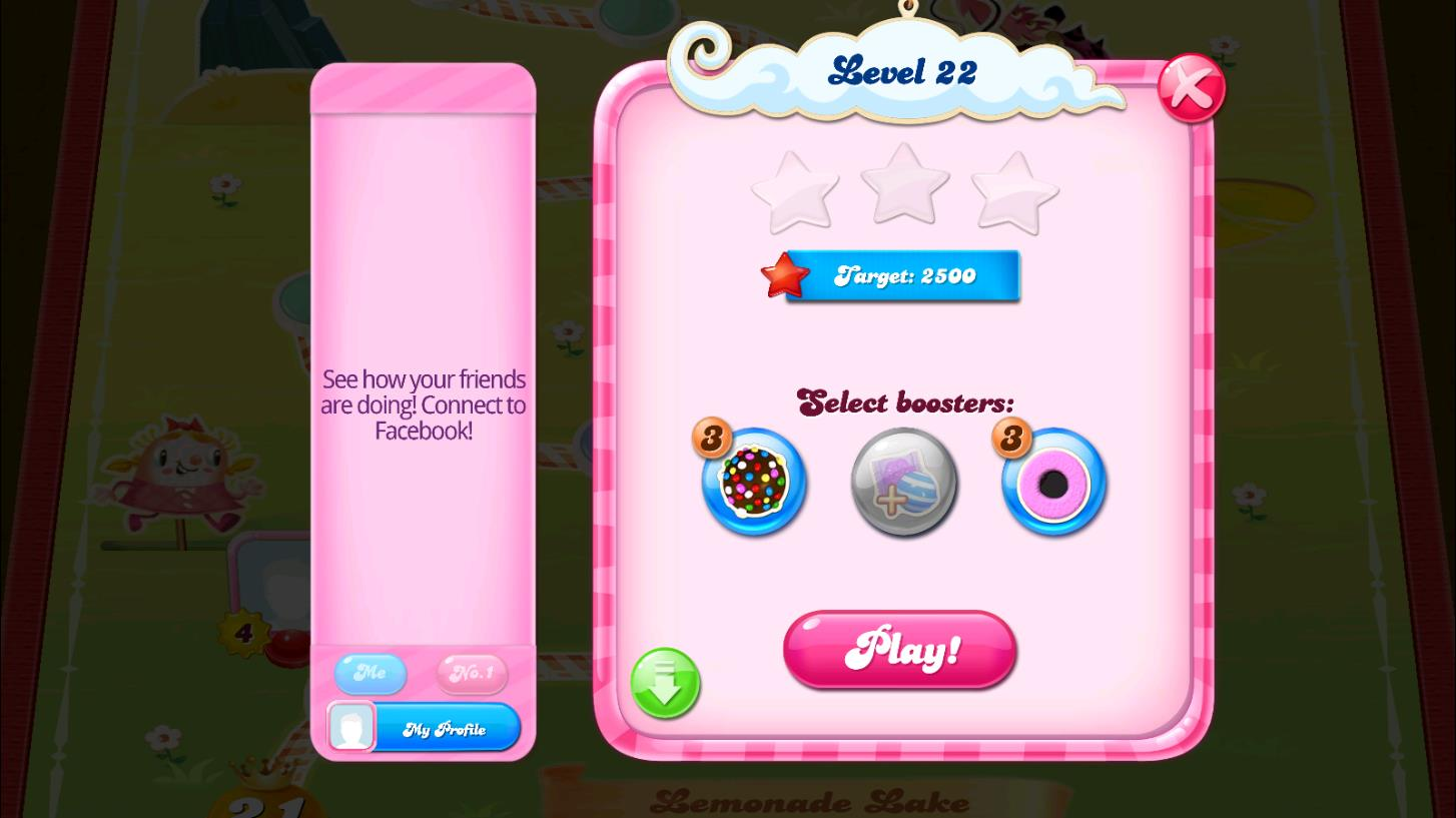 Candy Crush - All the Boosters and Special Candies