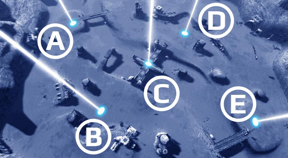 War Robots: карты, часть 2