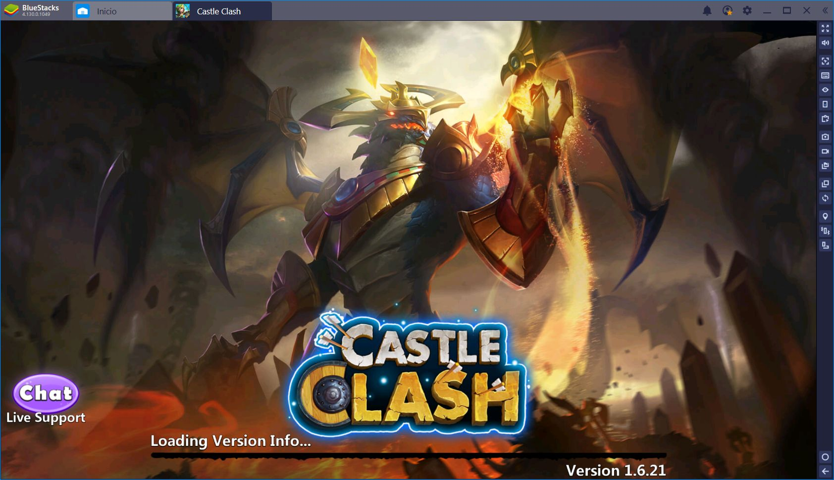 Castle Clash: Intensa Acción de Estrategia en Tiempo Real