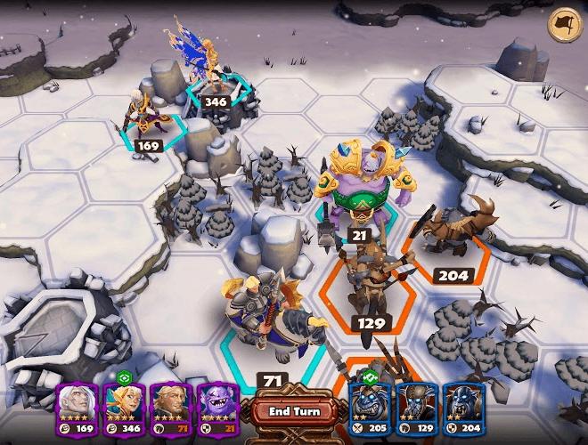 Jouez à  Warlords of Aternum sur PC 22