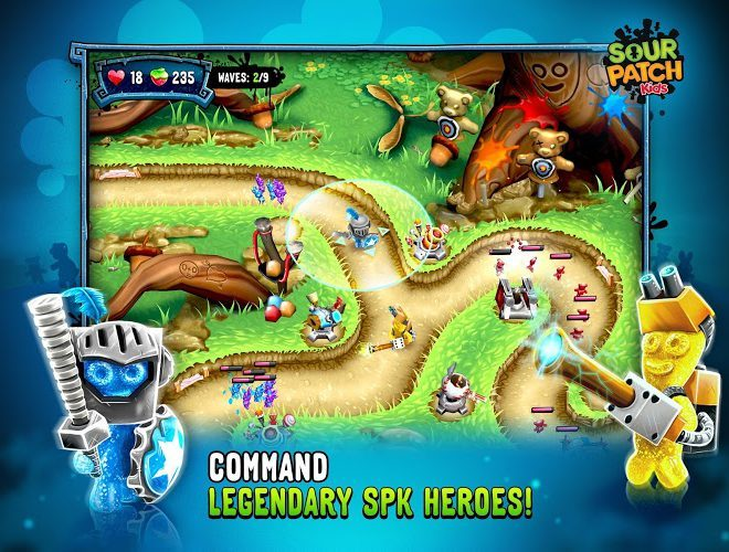 Play Sour Patch Kids: Candy Defense on PC 9