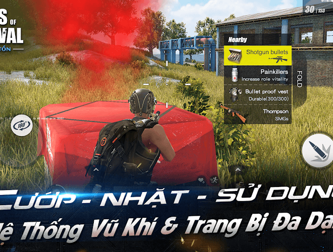 Chơi Rules of Survival on PC 5