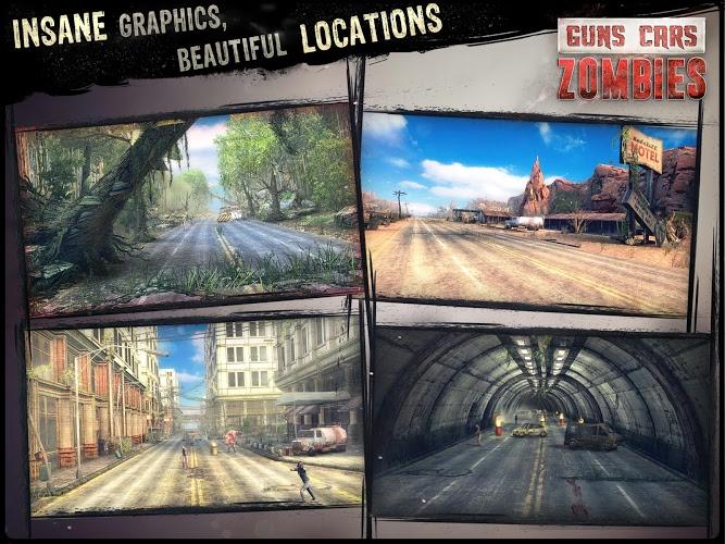 Играй Guns, Cars, Zombies На ПК 15