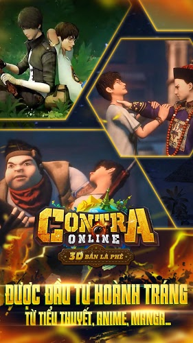 Chơi Contra Online on PC 3