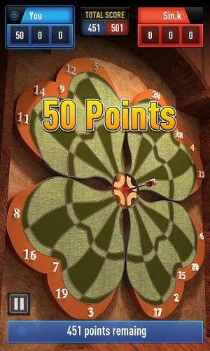 Play Darts Master 3D on PC 6
