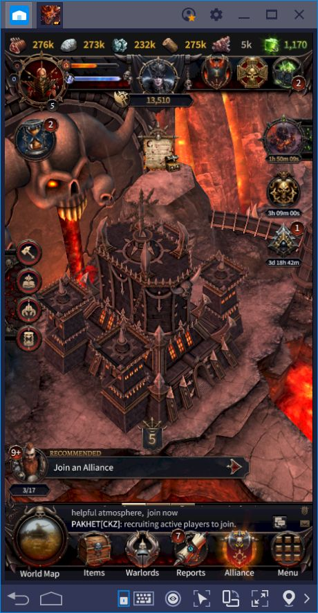 Destroy Your Enemies in Warhammer: Chaos & Conquest With our BlueStacks Tools
