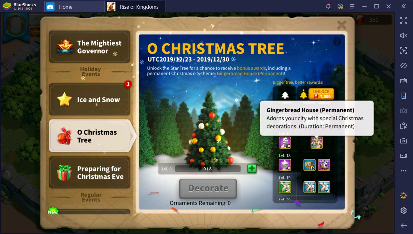 Ho! Ho! Ho! Christmas Special Events in Top Android Games 2019