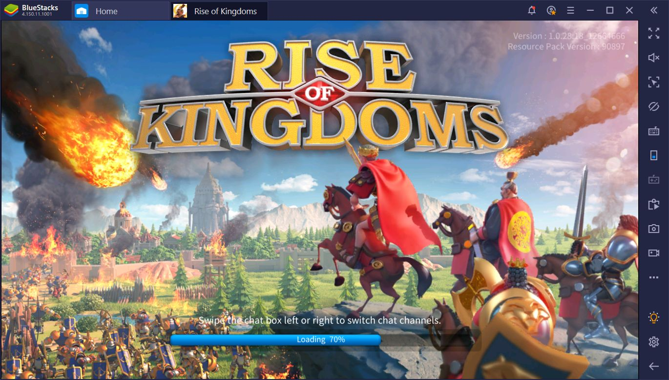 Rise of Kingdoms on PC Christmas Events Guide