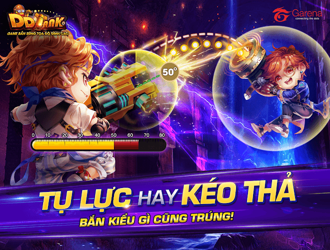 Chơi Garena DDTank on PC 24