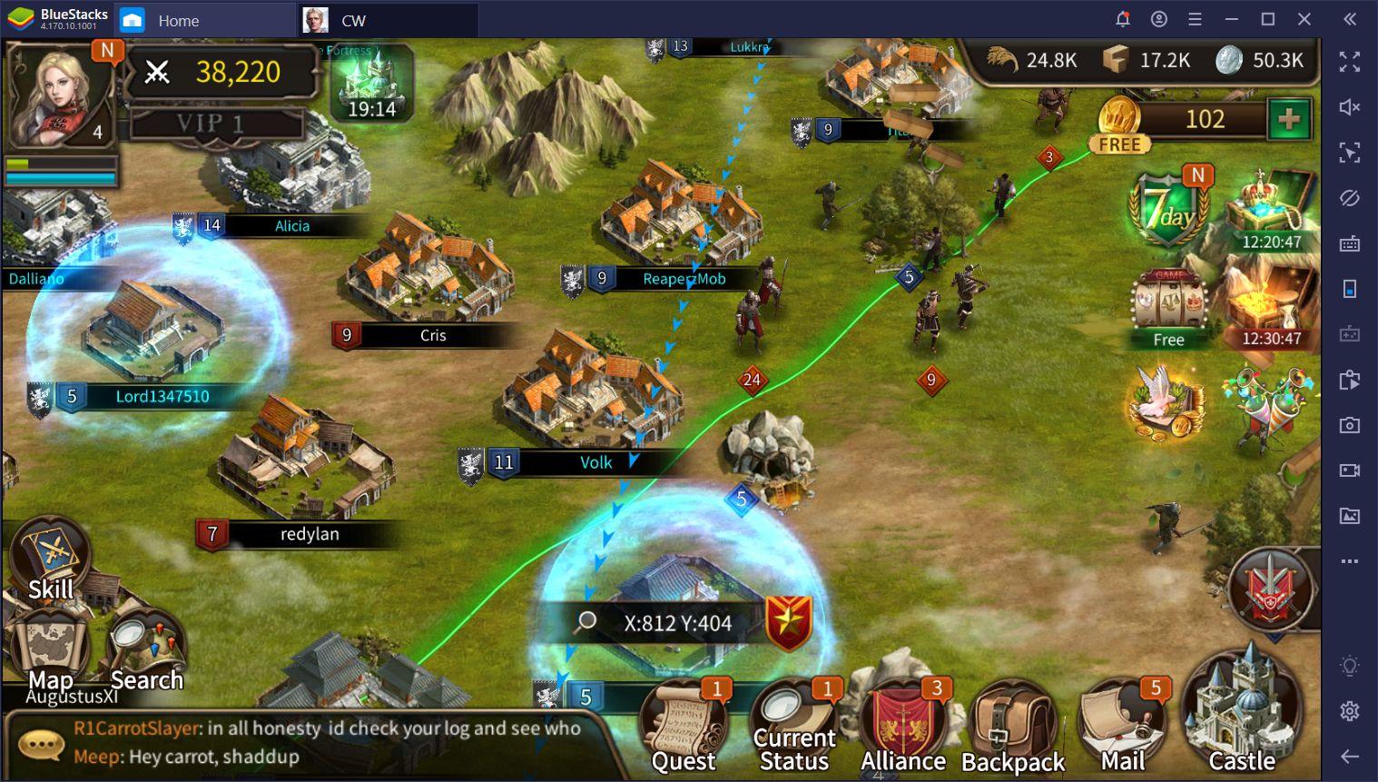 Beginner's Guide for Civilization War on PC