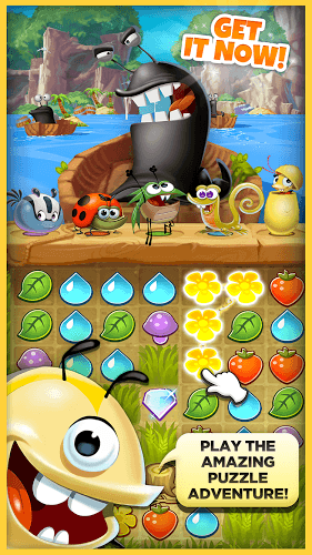 Chơi Best Fiends – Puzzle Adventure on PC 2