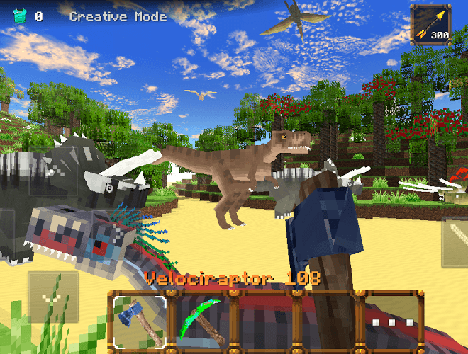 Play Jurassic Craft on pc 7