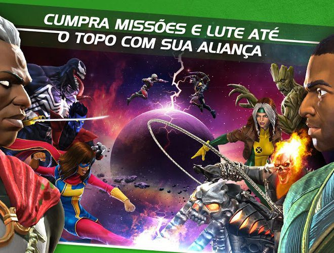Jogue Marvel Contest of Champions para PC 12