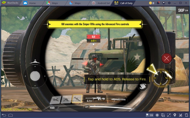 ¿Te Perdiste el Beta de Call of Duty Mobile? Acá Tienes Todo lo que Necesitas Saber
