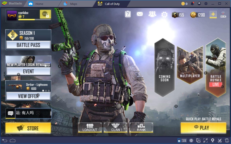 Resultado de imagen de call of duty mobile multiplayer