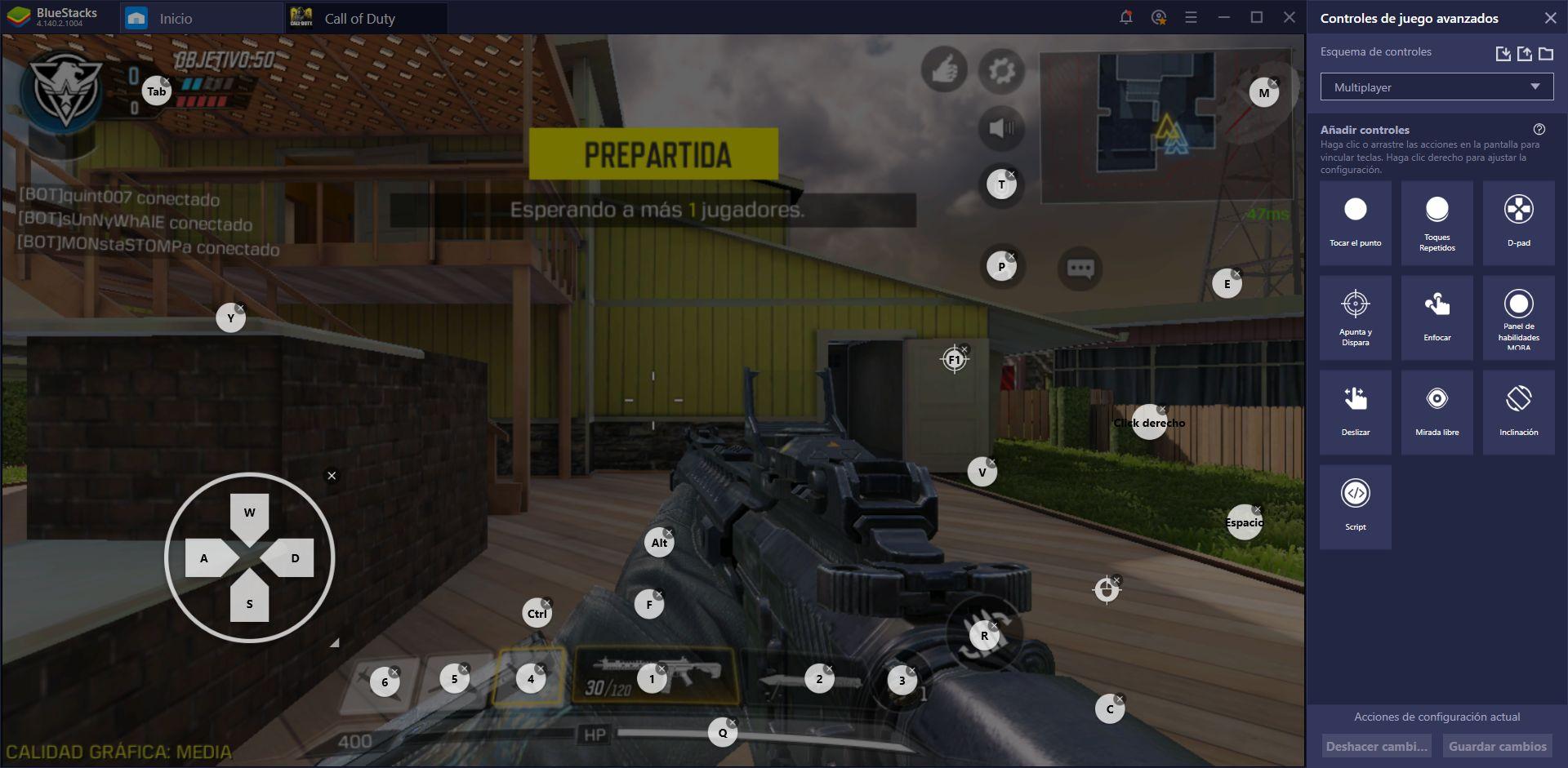 Call of Duty: Mobile en PC — Ya Disponible Para BlueStacks