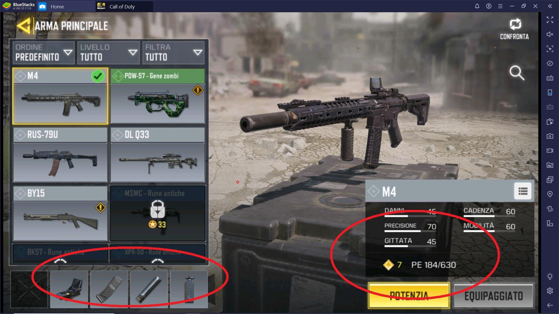 Guida all'Equipaggiamento di Call of Duty: Mobile