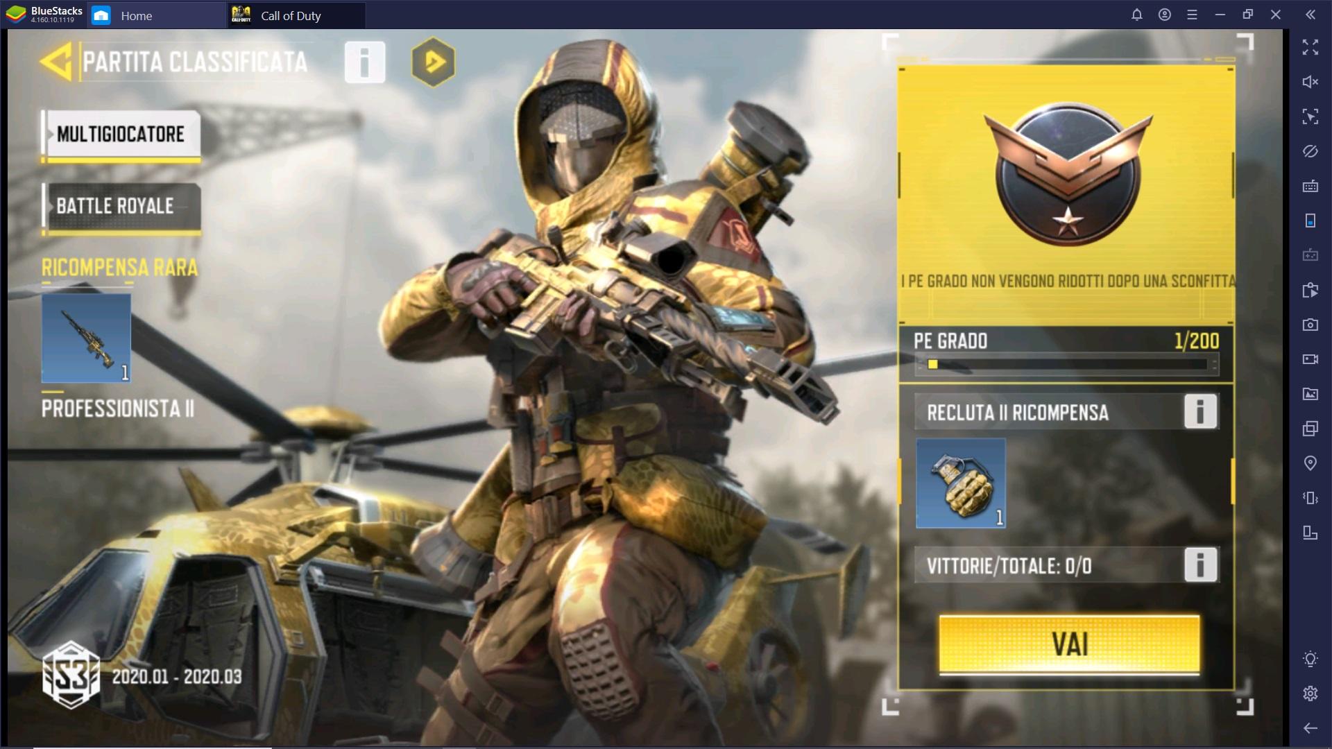 Gioca a Call of Duty: Mobile con Bluestacks – Le Impostazioni Migliori