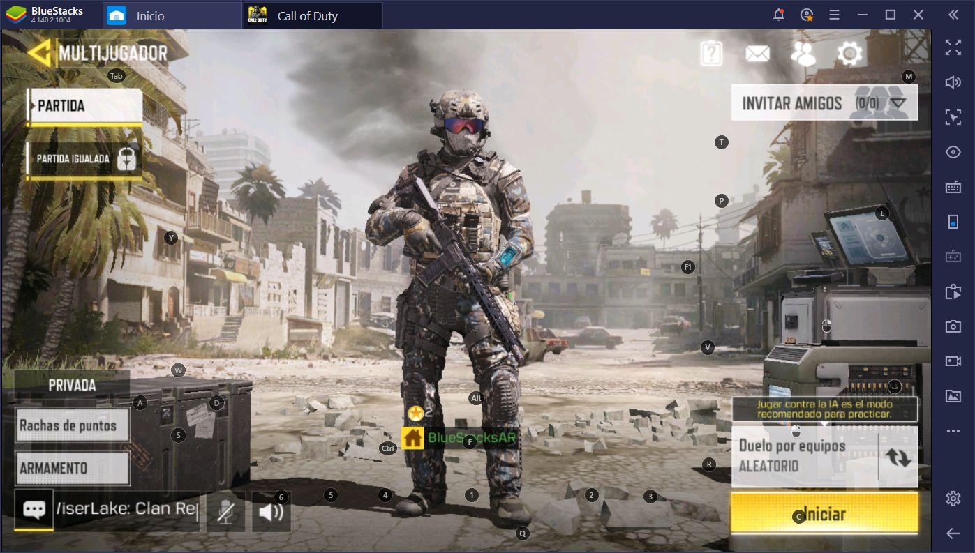 Call of Duty: Mobile — Consejos y Trucos Para Pros