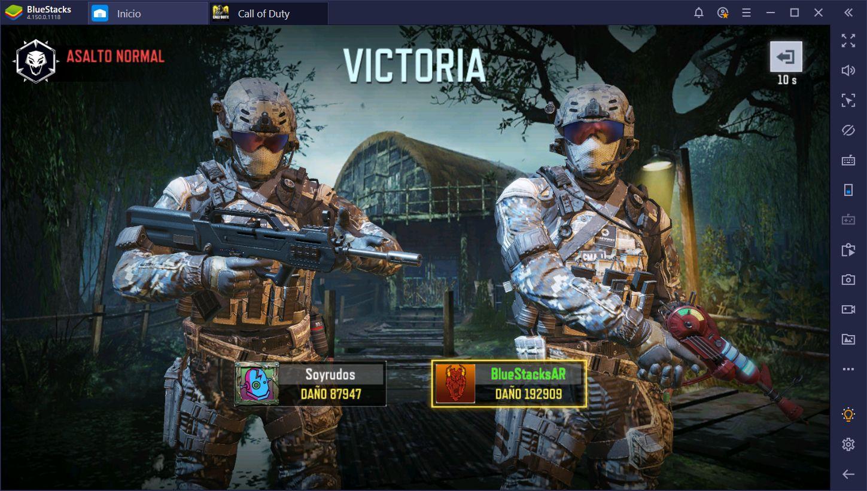 Perfiles de Controles Para Zombis en Call of Duty: Mobile – ¡Tú lo Pediste y Nosotros Cumplimos!