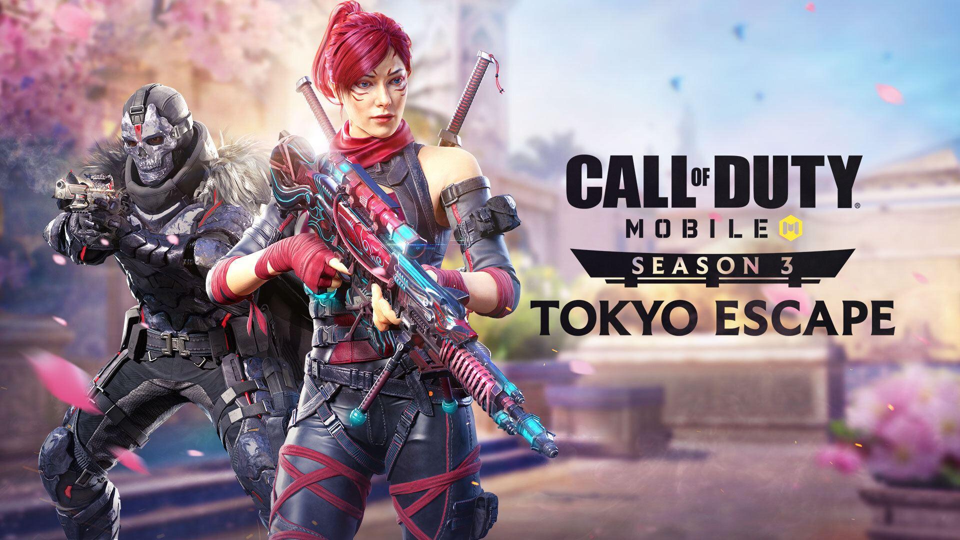 Call of Duty Mobile Staffel 3 bringt uns nach Japan mit neuem Tokyo Escape Kapitel