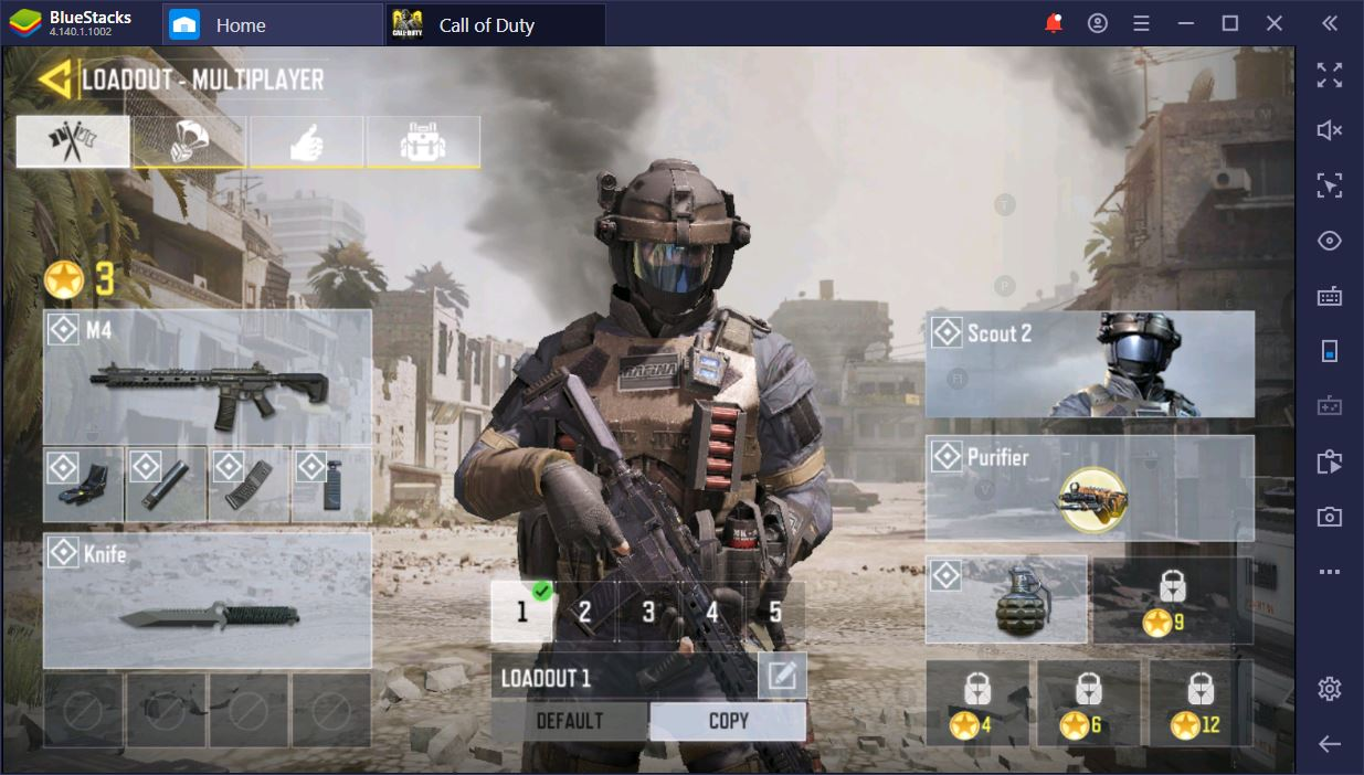 PCで『Call of Duty: Mobile』をプレイ:グラフィック設定、操作設定を最適な状態にしてCoDを遊び尽くそう